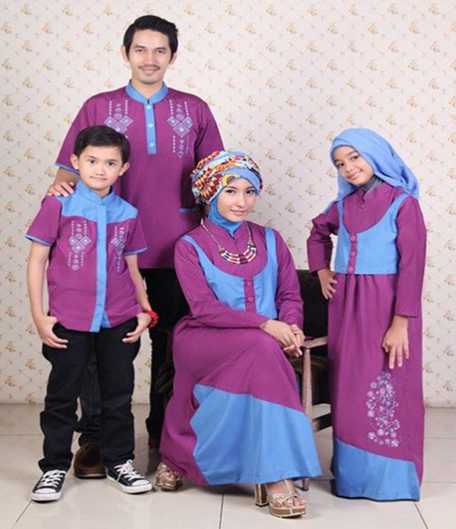 Inspirasi Inspirasi Baju Lebaran Keluarga 2018 9ddf Baju Lebaran 2018 Keluarga Baju Lebaran Couple 2018