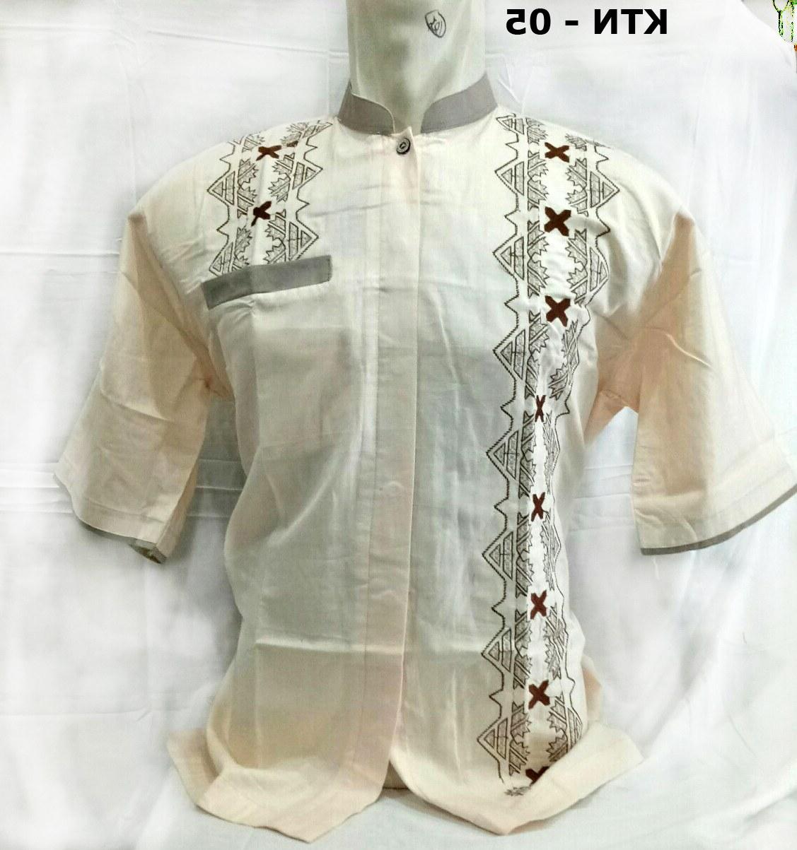 Inspirasi Model Baju Lebaran 2018 Terbaru Tldn Model Baju Koko Terbaru Lebaran 2018 Lengan Pendek Murah