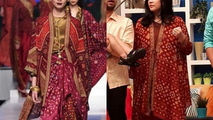 Inspirasi Model Baju Lebaran Ayu Ting Ting 4pde Baju Lebaran Nagita Gambar islami