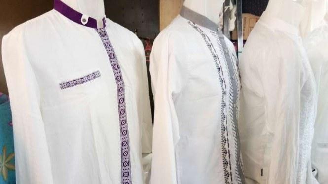 Inspirasi Model Baju Lebaran Di Thamrin City Etdg Baju Koko Jenis Ini Paling Diminati Di Thamrin City