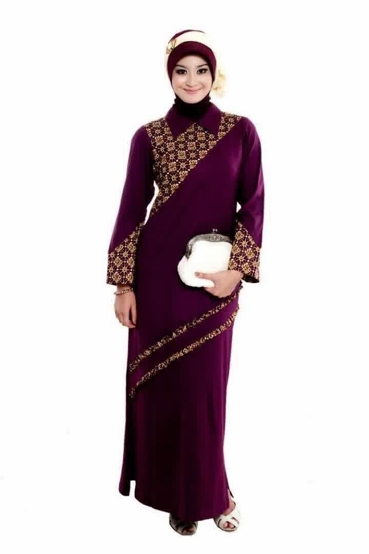 Inspirasi Model Baju Lebaran Gamis Wddj 100 Model Baju Gamis Modern Terbaru 2019 Model Baju