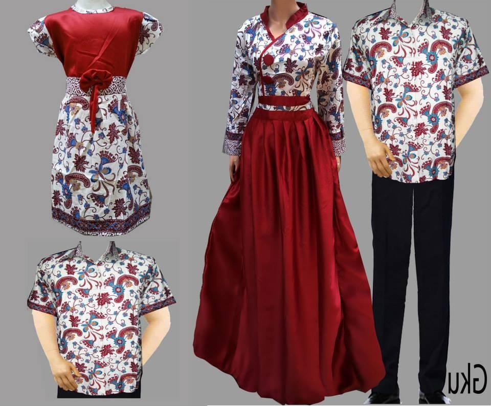Inspirasi Model Baju Lebaran Keluarga 4pde 15 Model Baju Batik Khusus Lebaran Terbaru 2016 Pusat