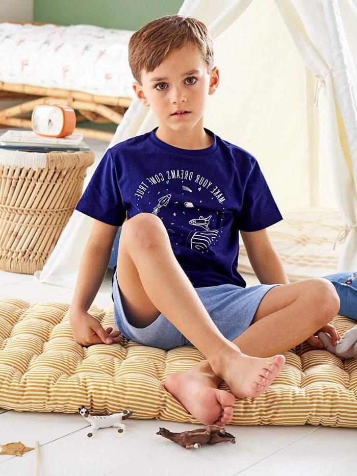 Inspirasi Model Baju Lebaran Laki Laki 2019 Kvdd 60 Model Baju Anak Laki Laki Terbaru 2019 Ootd Hits Ganteng