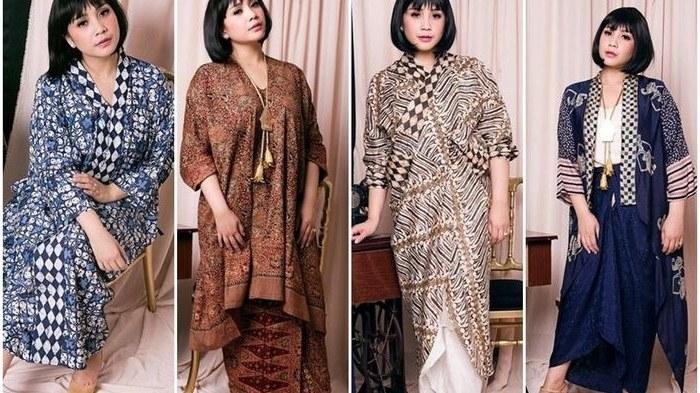 Inspirasi Model Baju Lebaran Nagita Slavina Tldn Inspirasi Baju Lebaran 2019