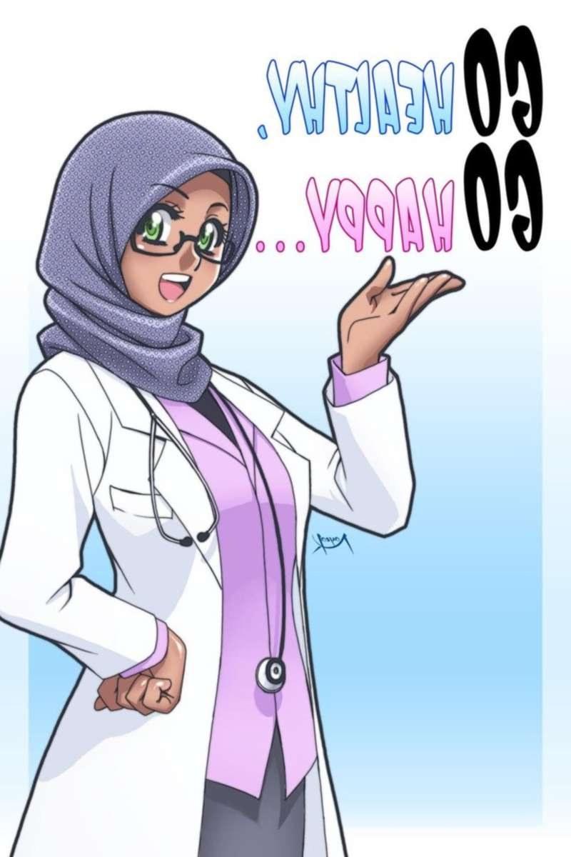 Inspirasi Muslimah Kartun Lucu Bqdd 19 Kartun Muslimah Lucu Anak Cemerlang