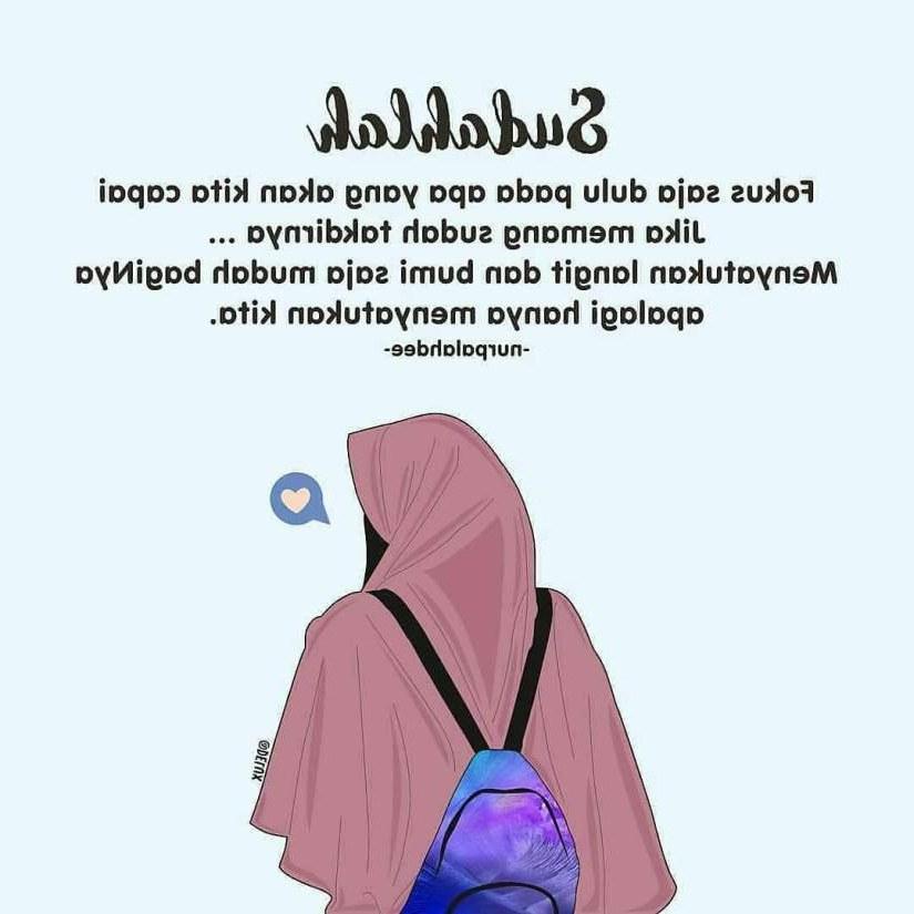 Inspirasi Muslimah Kartun Lucu Gdd0 2019 Gambar Kartun Muslimah Terbaru Kualitas Hd