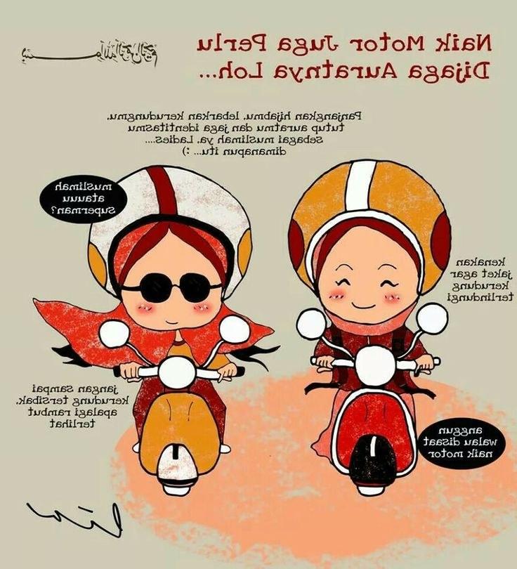 Inspirasi Muslimah Kartun Lucu S1du Koleksi Gambar Kartun Hijab Lucu Untuk Ucapan – Mukena