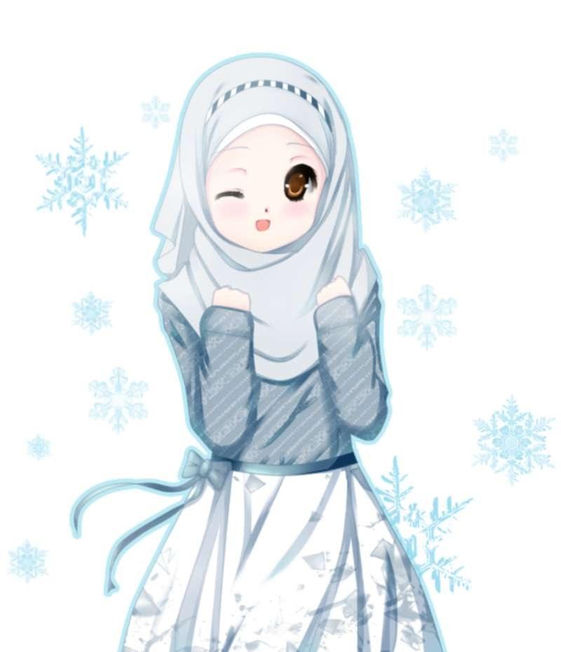 Inspirasi Muslimah Kartun Lucu X8d1 19 Kartun Muslimah Lucu Anak Cemerlang