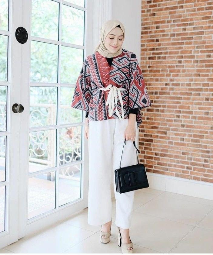 Inspirasi Style Baju Lebaran Whdr ashryrrabani