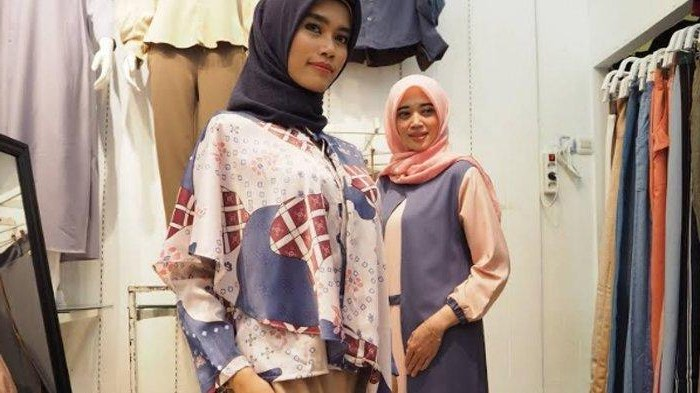 Inspirasi Tren Baju Lebaran 2019 Budm Trend Baju Muslim Terbaru 2019 Ide Hijab Syar I
