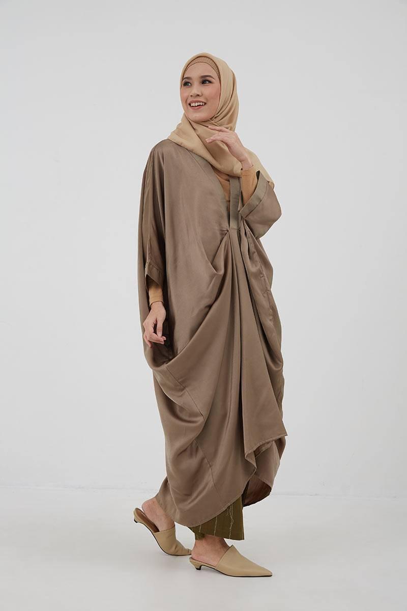 Inspirasi Trend Baju Lebaran Tahun 2020 Drdp Intip Trend Model Baju Gamis Lebaran 2020 Dari Hijabenka