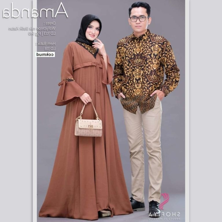 Inspirasi Trend Baju Lebaran Tahun 2020 Ipdd 21 Model Baju Lebaran Couple Terbaru 2020 Konsep Penting