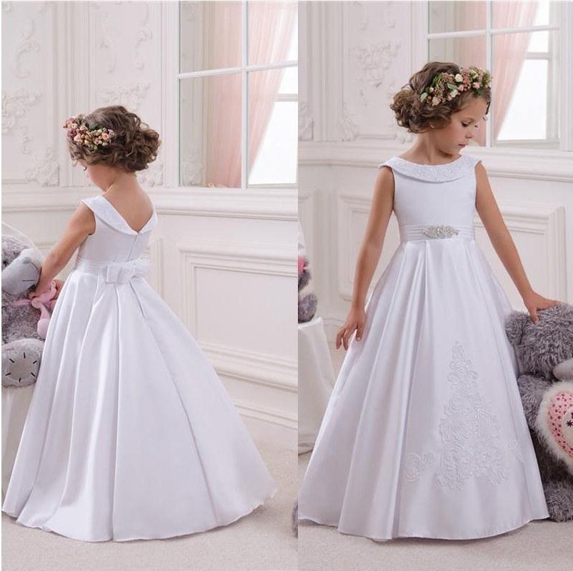 Model Baju Lebaran 2019 Anak Perempuan Rldj 20 Model Baju Gaun Pesta Anak Perempuan Terbaru 2019