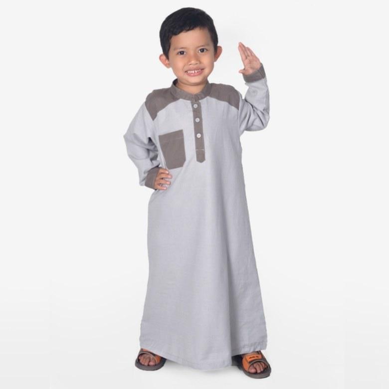 Model Baju Lebaran Anak Laki Laki 2019 Irdz 15 Tren Model Baju Lebaran Anak 2019 tokopedia Blog