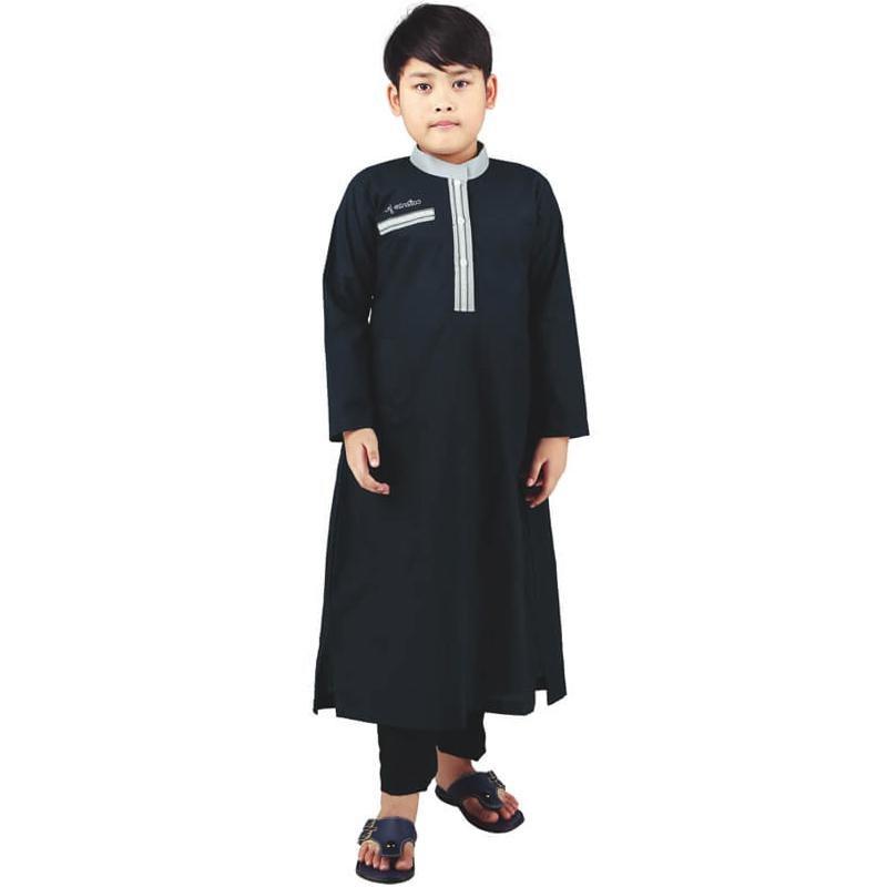 Model Baju Lebaran Anak Laki Laki O2d5 8 Baju Lebaran Yang Kece Untuk Si Kecil 2020 Diskonaja