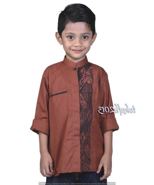 Model Baju Lebaran Anak Laki Tldn Jual Beli Baju Muslim Anak Laki Laki Cjr Cdh 113