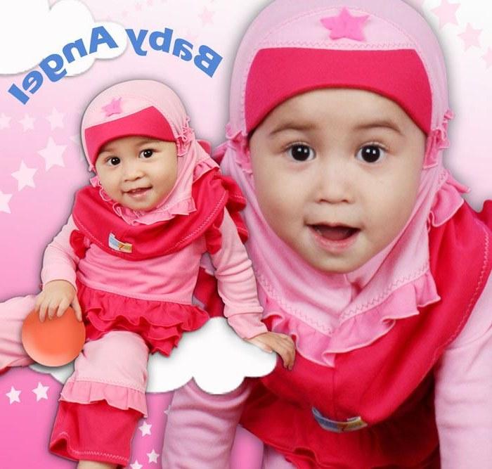 Model Baju Lebaran Bayi 9ddf Refanes Baju Muslim Bayi