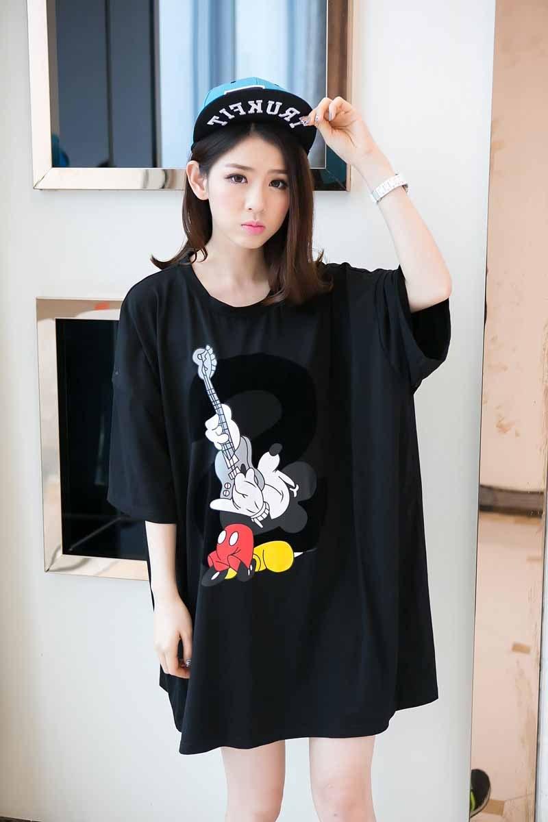 Model Baju Lebaran Big Size 4pde Baju atasan Big Size Lucu Import