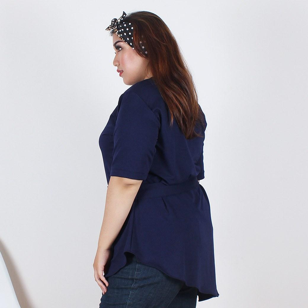Model Baju Lebaran Big Size Etdg Baju Big Size Online 1