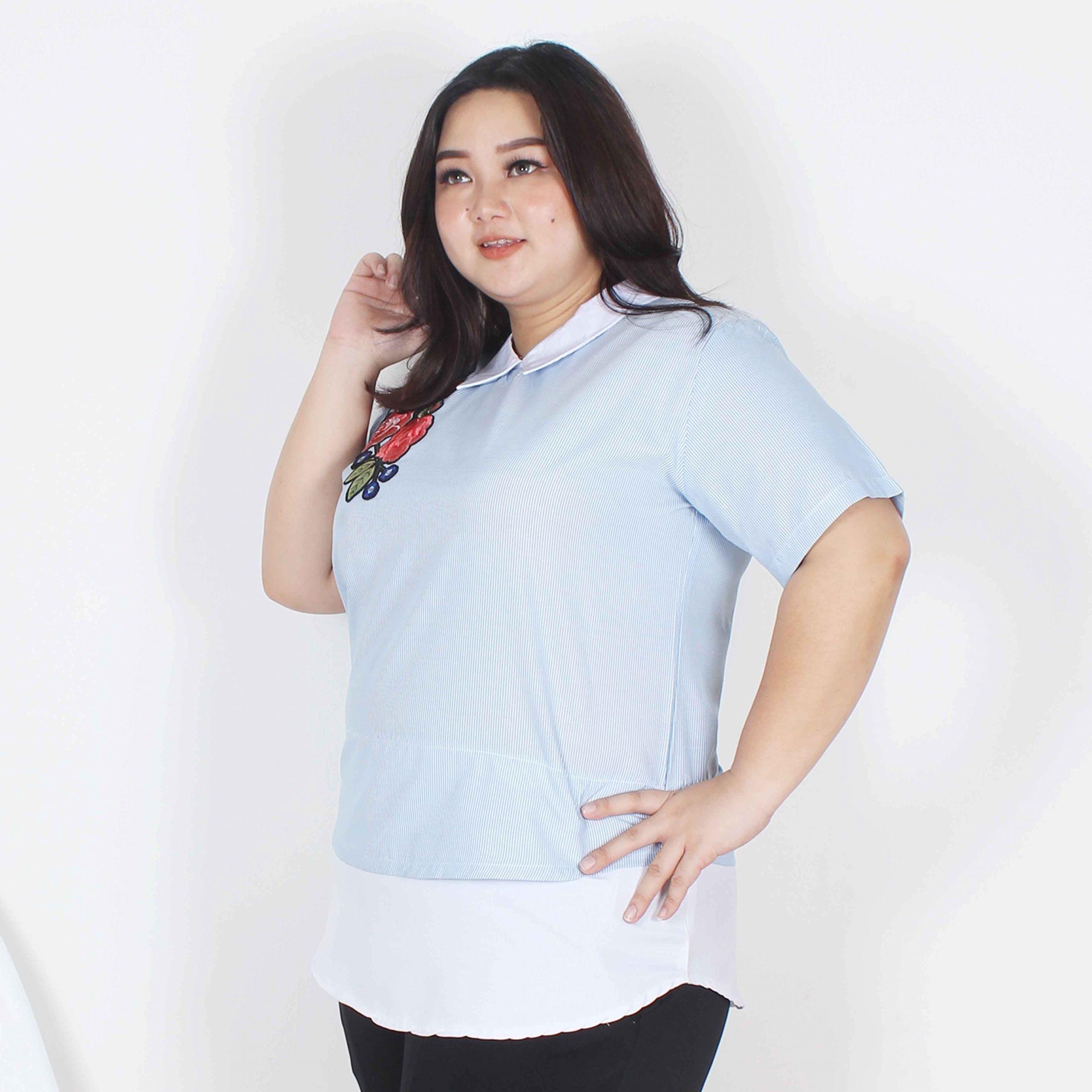 Model Baju Lebaran Big Size S1du Baju Big Size Bodybigsize 2