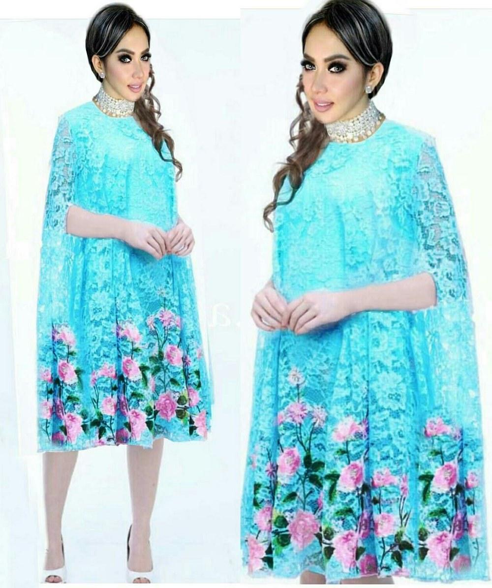 Model Baju Lebaran Cewe Y7du Jual Kaftan Syahrini Lace Pakaian Kemeja Baju Busana Kaos