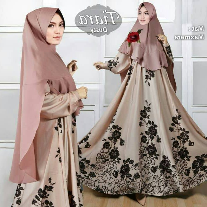 Model Baju Lebaran Jaman Sekarang 2018 D0dg Model Baju Jaman Sekarang Buat Lebaran Gambar islami
