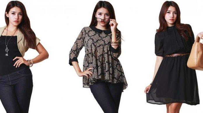 Model Baju Lebaran Jaman Sekarang 2018 J7do Cara Memilih Baju Wanita Jaman Sekarang Dunia Style