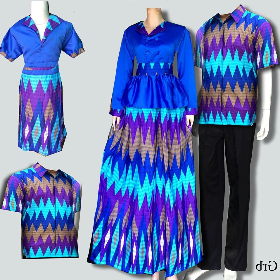 Model Baju Lebaran Murah Zwd9 Tips Memilih Model Baju Lebaran Keluarga Yang Tepat