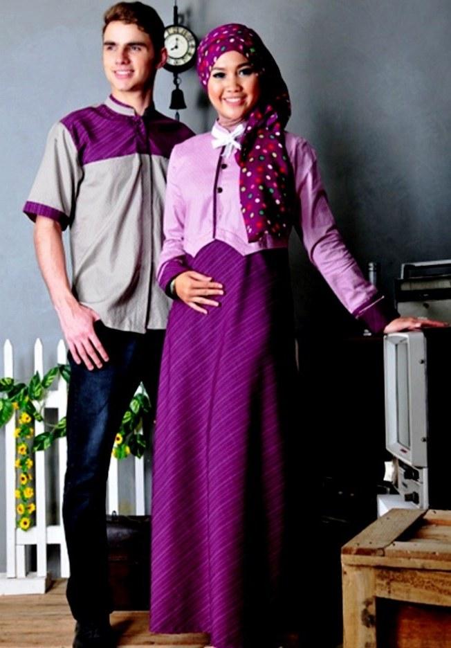 Model Baju Lebaran Pasangan 8ydm 9 Model Baju Couple Muslim Untuk Lebaran Dan Pesta