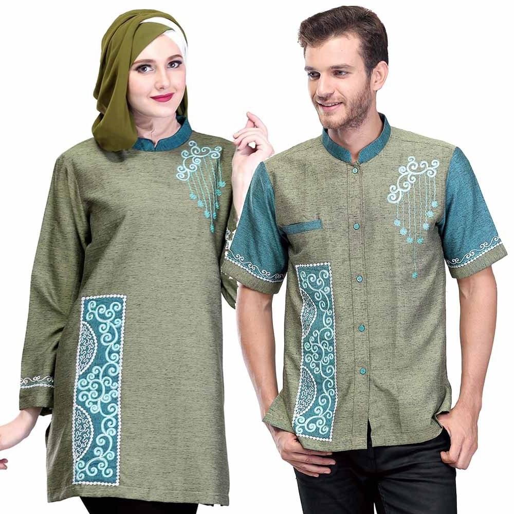 Model Baju Lebaran Pasangan 8ydm Jual Baju Muslim Couple Baju Muslim Pasangan Terbaru Di