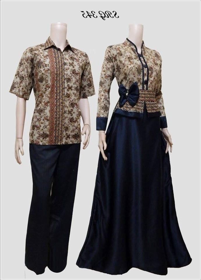 Model Baju Lebaran Pasangan O2d5 Jual Beli Couple Batik Sarimbit Gamis Pesta Baju Pasangan