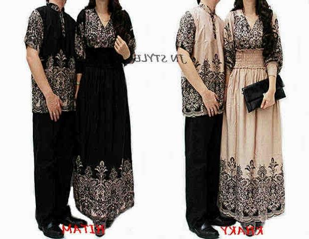 Model Baju Lebaran Pasangan Zwdg Jual Baju Couple Pasangan Cewe Cowo Baju Lebaran Gamis