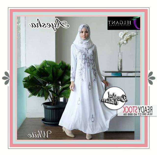 Model Baju Lebaran Syar'i J7do Abaya Modern — Terbaru Wa 60 888 06 Jual Gamis