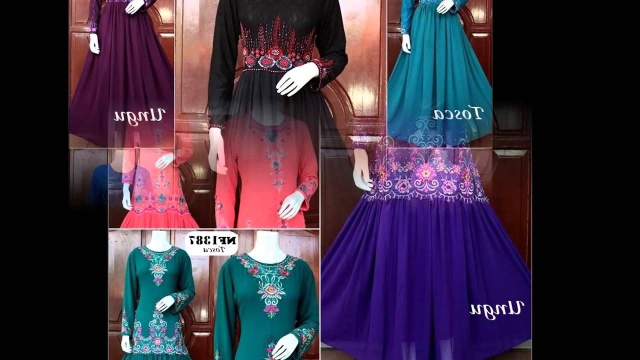 Model Baju Lebaran Syar'i Kvdd Baju Lebaran Abad Kejayaan