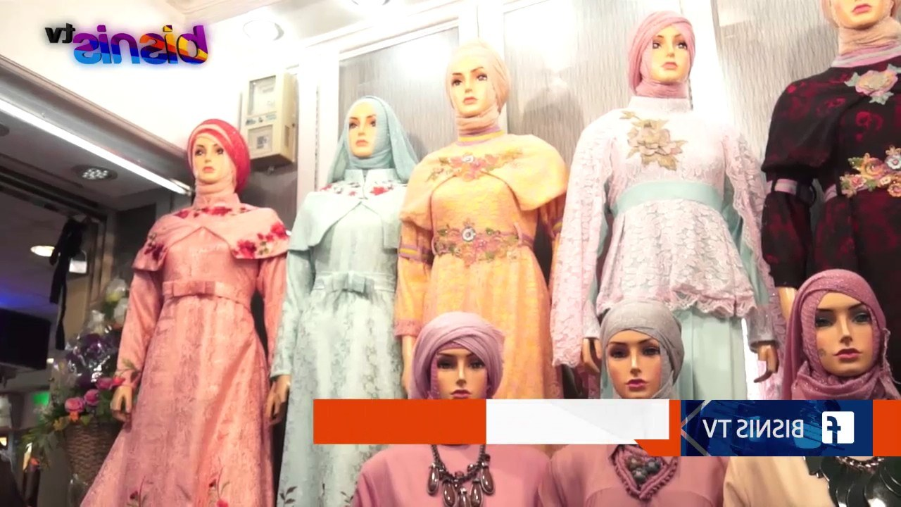 Model Baju Lebaran Syar'i Thdr Tren Baju Lebaran Tahun Ini Di Pasar Tanah Abang