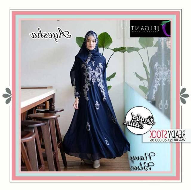 Model Baju Lebaran Syar'i Zwd9 Abaya Modern — Terbaru Wa 60 888 06 Jual Gamis