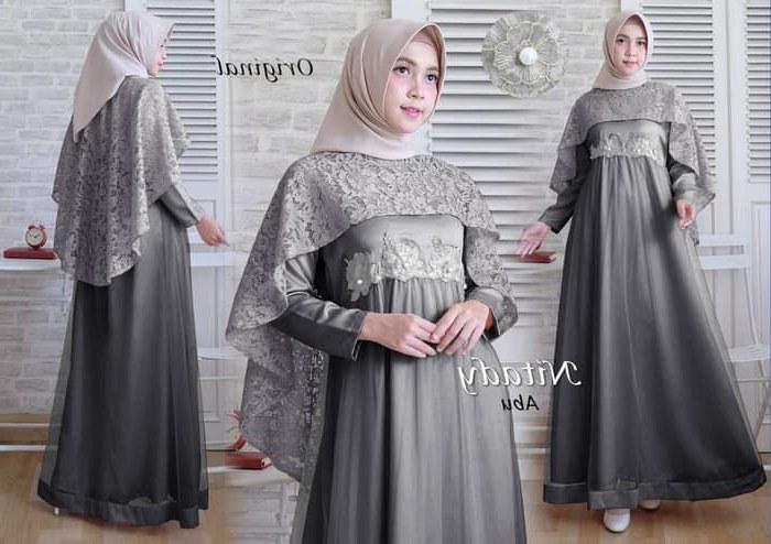 Model Baju Lebaran Tahun 2019 9fdy Model Baju Gamis Terbaru 2020 Line Dan Harganya