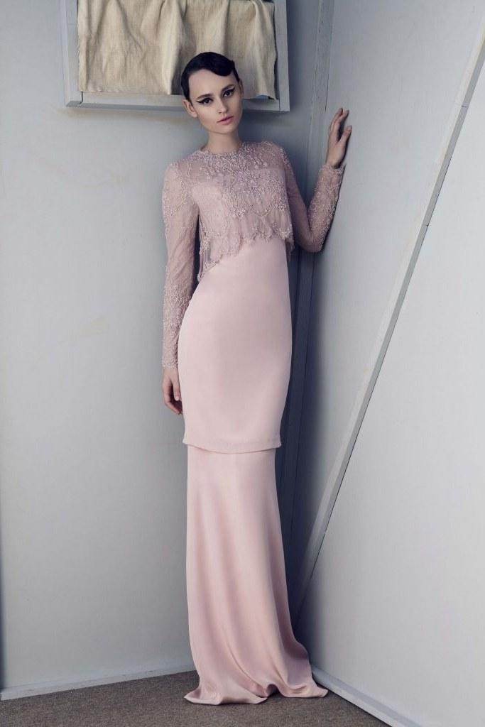 Model Baju Lebaran Trend 2019 Xtd6 Nurita Harith Lebaran Luxe 2017