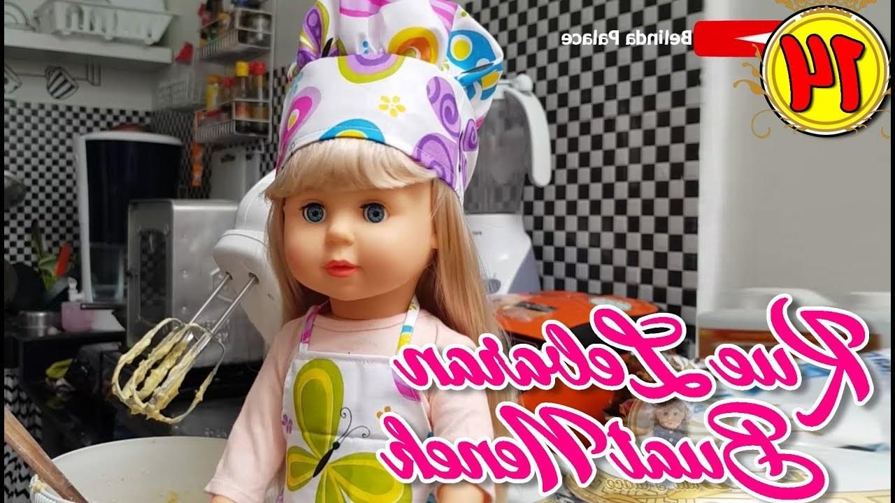 Model Baju Lebaran Untuk Nenek T8dj 14 Kue Lebaran Untuk Nenek Boneka Walking Doll Cantik