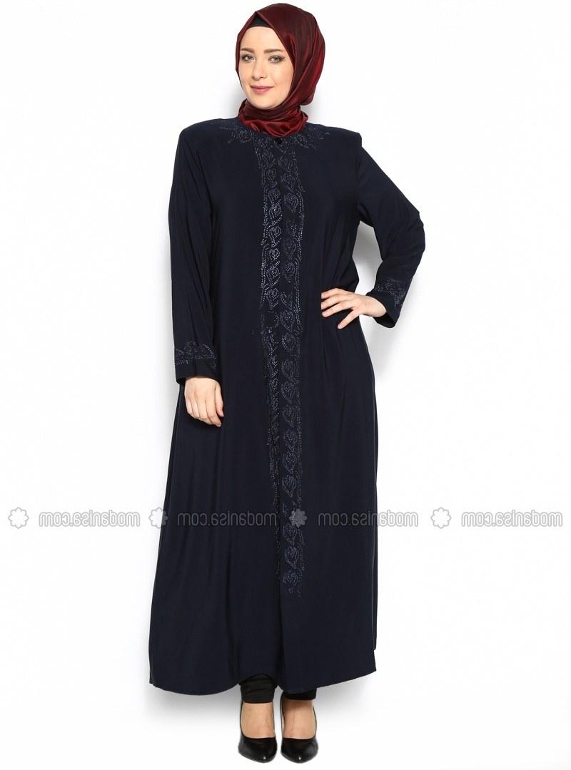 Model Baju Lebaran Untuk orang Gemuk 3id6 10 Contoh Model Baju Muslim Untuk orang Gemuk