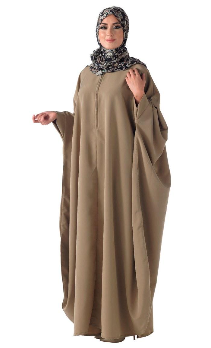 Model Baju Lebaran Untuk orang Gemuk 87dx 10 Model Baju Lebaran Untuk Wanita Muslim Gemuk