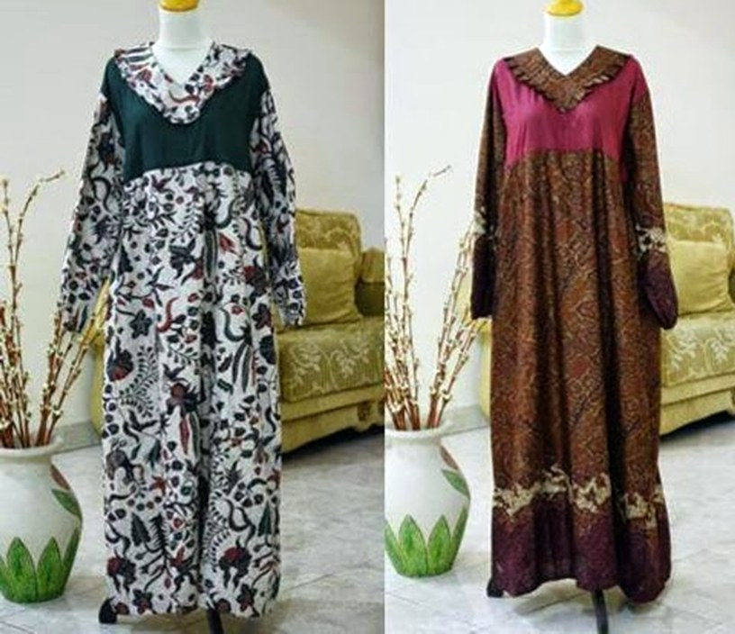 Model Baju Lebaran Untuk orang Gemuk D0dg 10 Model Baju Lebaran Untuk Wanita Muslim Gemuk