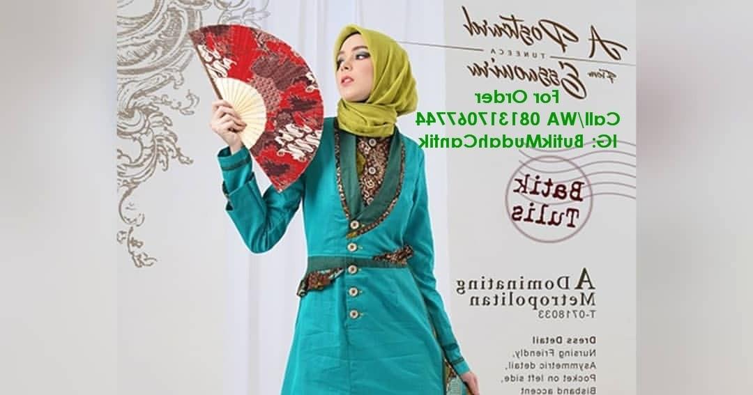 Model Desain Baju Lebaran 2019 Thdr Gamis Sarimbit Lebaran 2019 Nelpon K
