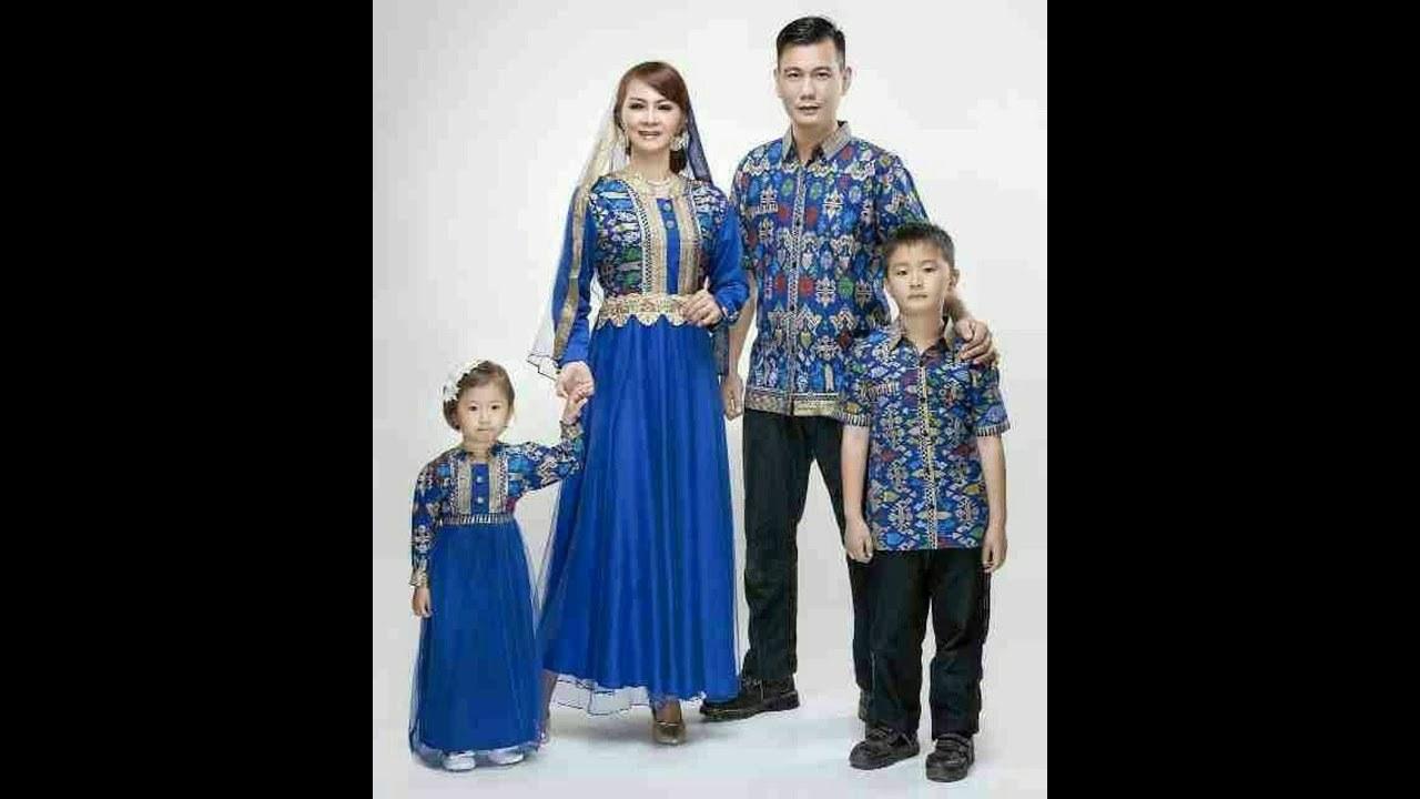 Model Desain Baju Lebaran Bqdd Desain Baju Lebaran Keluarga Masa Kini