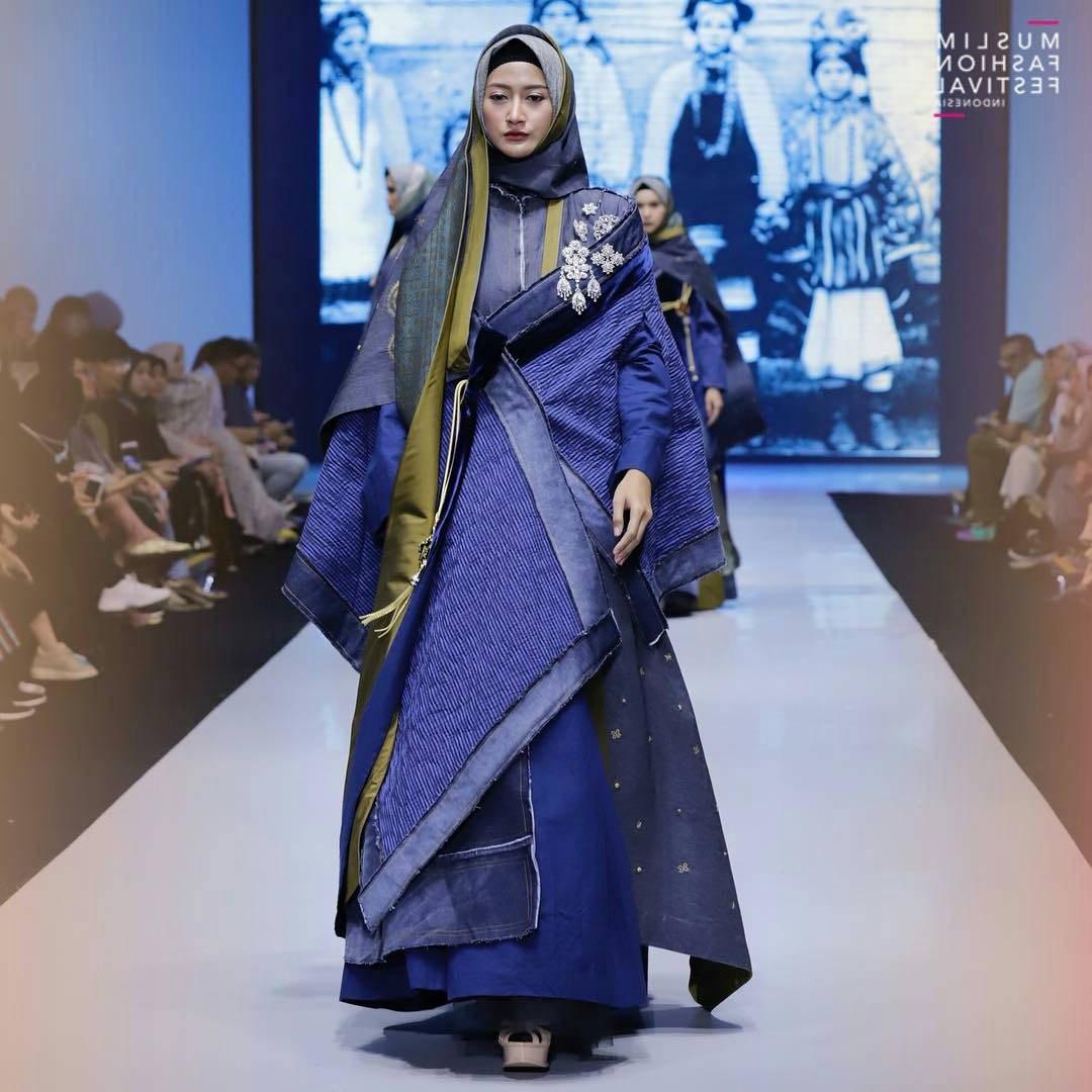 Model Fashion Muslim 2020 3ldq Mengintip Tren Busana Muslim 2020 Di Muffest 2019