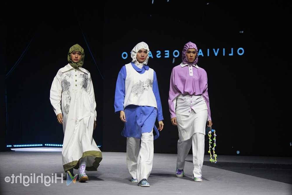 Model Fashion Muslim 2020 Drdp Muffest 2020 Upaya Untuk Memajukan Industri Fashion