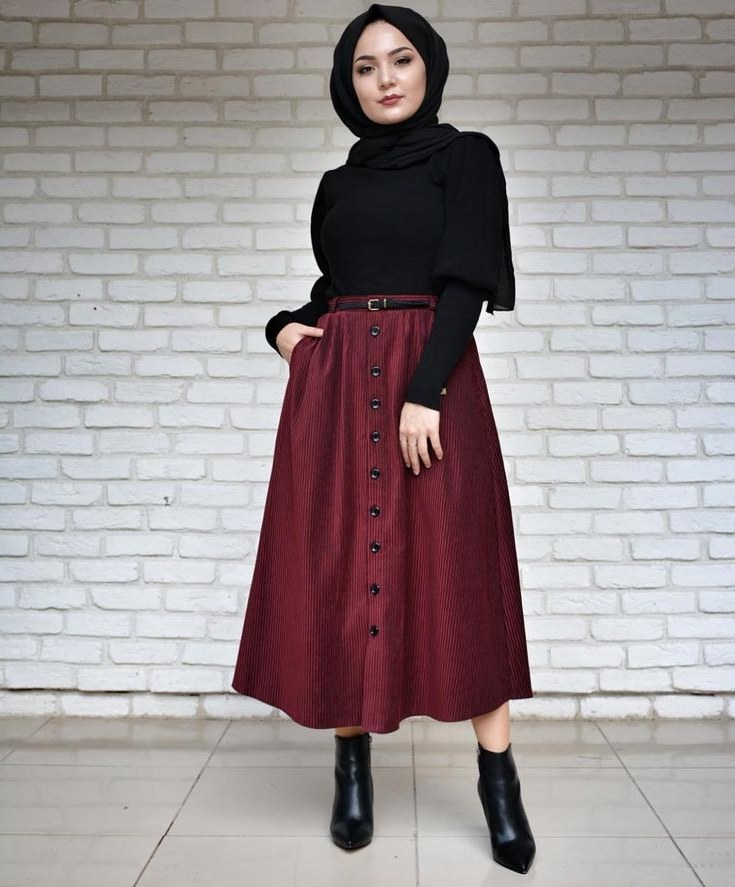 "Model Fashion Muslim 2020 Irdz Hijab Fashion On Instagram "" Kocinbutik Hijabfashion"