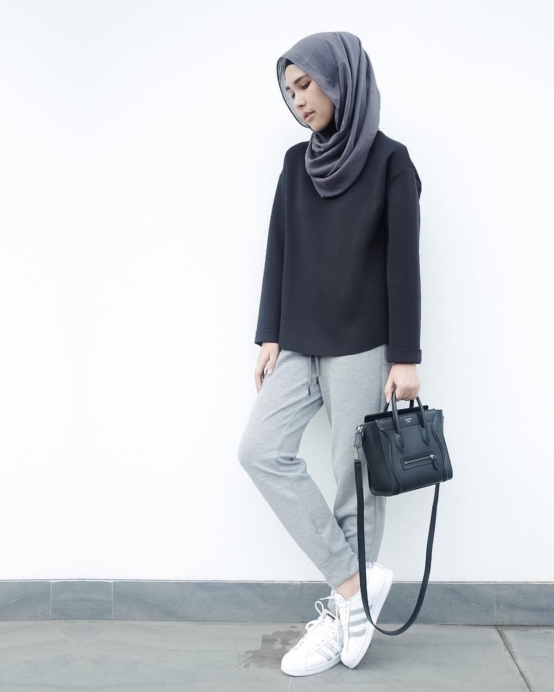 Model Fashion Muslimah Casual D0dg See This Instagram Photo by Ranihatta • 3 123 Likes