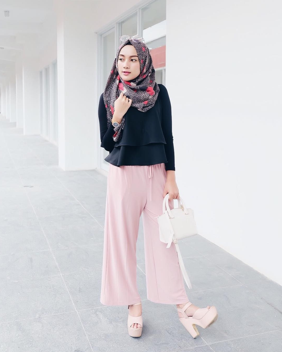 Model Fashion Muslimah Casual Whdr Pin by Shay Zee On Classy Vogue Muslimah