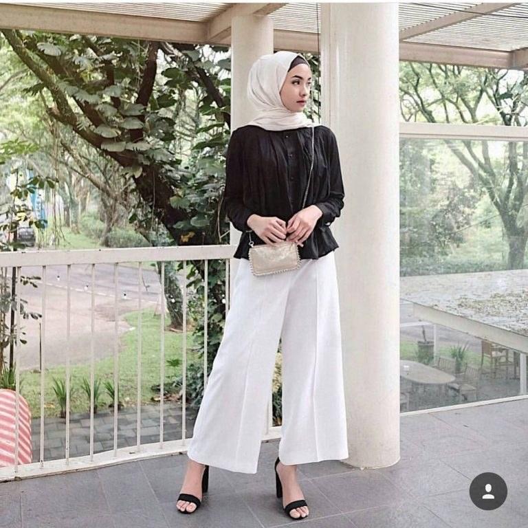 Model Fashion Muslimah Remaja 3id6 Fashion Hijab Remaja Terbaru 2018 Gaya Masa Kini Teman